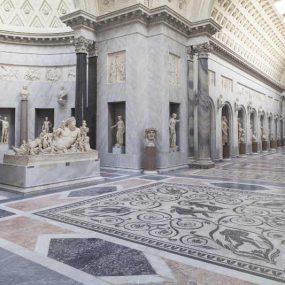 Apertura Braccio Nuovo Musei Vaticani