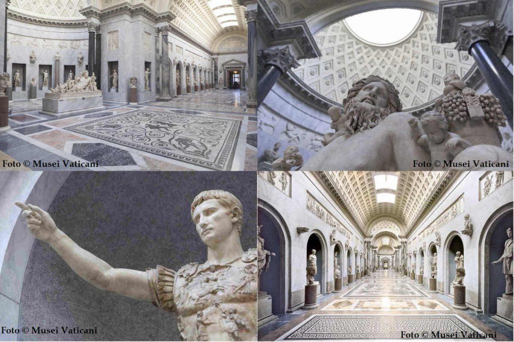 Immagini inaugurazione Braccio Nuovo