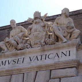Digitalizzazione e Modellazione 3D - Evento Musei Vaticani 12 ottobre