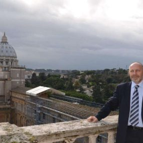 I rilievi digitali dei Musei Vaticani svolti da Archimede