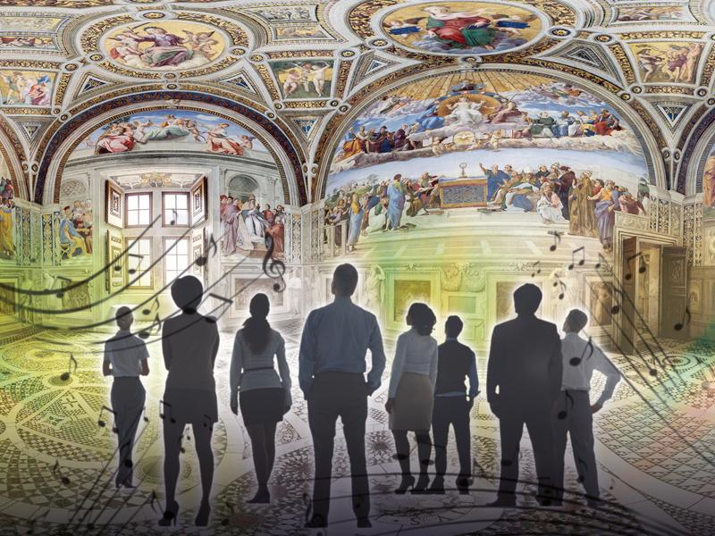 Tour virtuali multisensoriali - ODEON