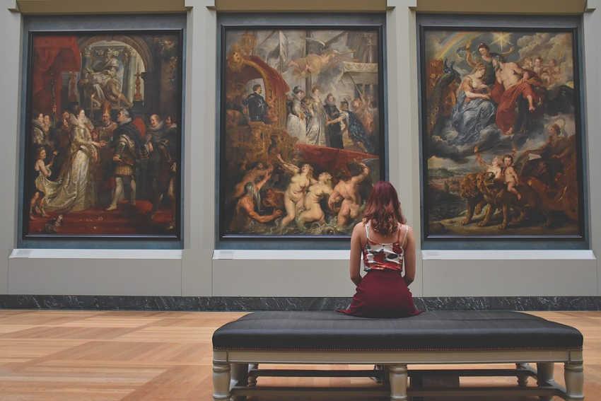 Gallerie d'arte e promozione artistica