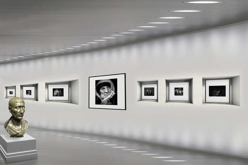 Arte 3D per i musei